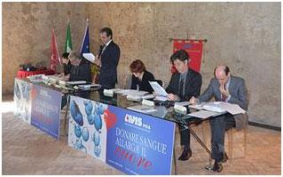 43° Assemblea Annuale dei Soci AVIS PISA – 9 Marzo 2014