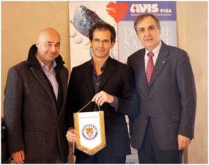 Nasce una nuova collaborazione tra AVIS Pisa ed ACI Pisa!
