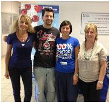 Avis Pisa e Magna Closures insieme per promuovere la donazione del sangue!