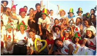 "AVIS insieme ad ADMO e AGBALT ONLUS alla manifestazione ""Ehi tu! Hai midollo?"" – 20/09/2014"