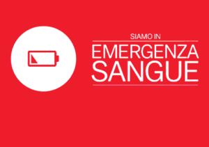 Emergenza sangue nel mese di Agosto