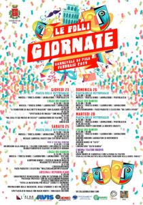 """AVIS e ADMO parteciperanno a """"Le folli giornate – Carnevale di Pisa 2017"""""""