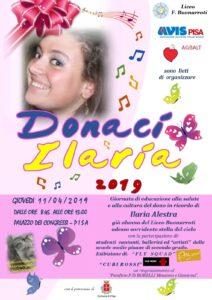 """Donaci Ilaria"" – 11 Aprile 2019"