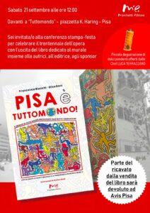 Presentazione Libro PISA è TUTTOMONDO!