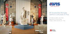 49° Assemblea Annuale dei Soci Avis Comunale di Pisa